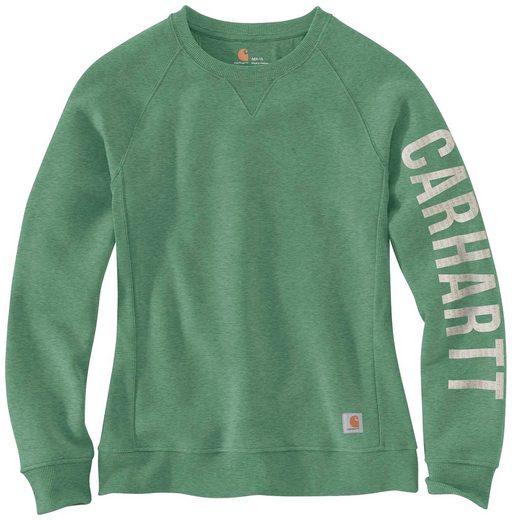 Carhartt Sweatshirt BOREAL HEATHER