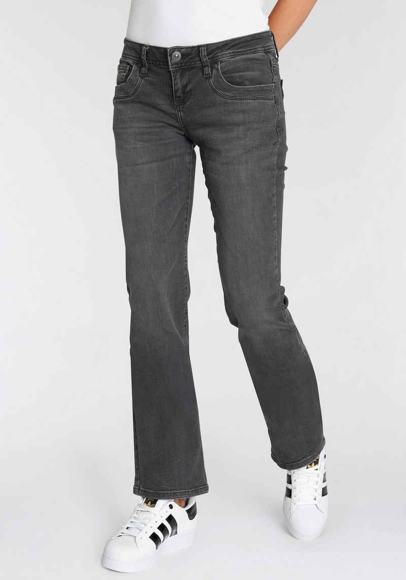 LTB Bootcut-Jeans »VALERIE« mit ausgestelltem Bein und niedriger Leibhöhe im 5-Pocket-Stil