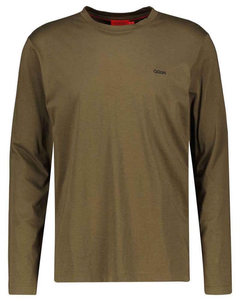 """HUGO Langarmshirt »Herren Shirt """"Derol212"""" Langarm«"""