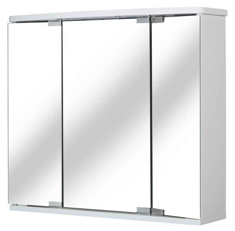 jokey Spiegelschrank »Funa LED« weiß, 68 cm Breite