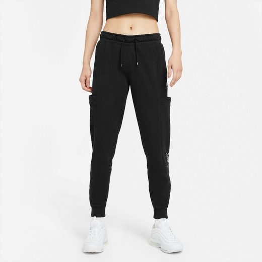 Nike Sportswear Jogginghose »W Nsw Air Pant Flc Mr Plus Women's Pants«