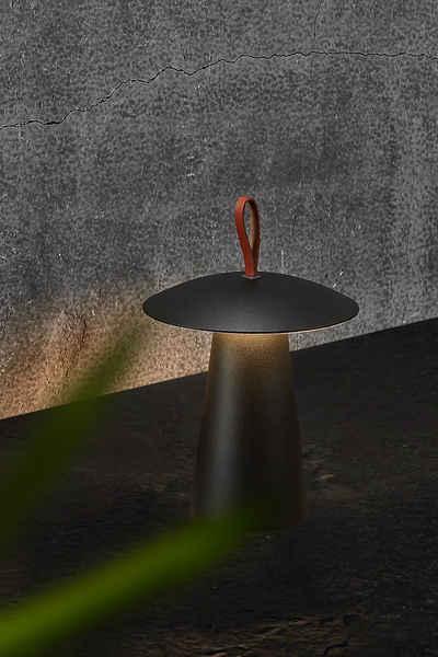 Nordlux LED Außen-Tischleuchte »ARA«, 5 Jahre Garantie auf die LED / Akku Leuchte