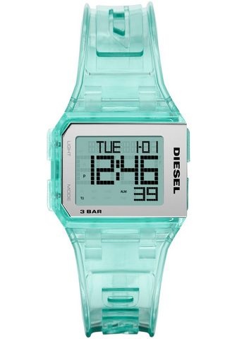 Diesel Digitaluhr »CHOPPED DZ1921«