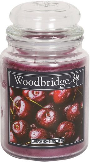 Woodbridge Duftkerze »Black Cherries« (1-tlg)