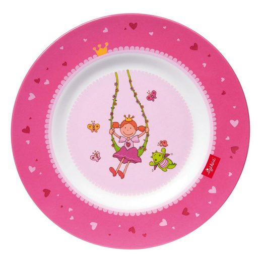 Sigikid Speiseteller »Prinzessin Pinky Queeny«
