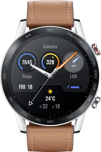 Honor MagicWatch 2 Smartwatch (3,5 cm/1,39 Zoll)
