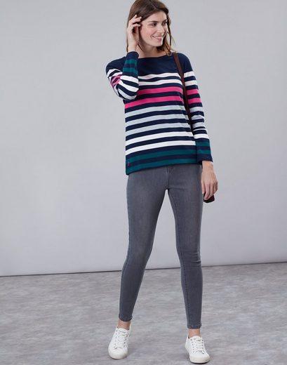 Tom Joule Sweater mit bunten Querstreifen »Harbour«