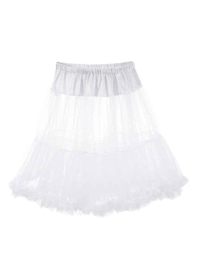 MarJo Trachtenrock Petticoat mit Rüschen