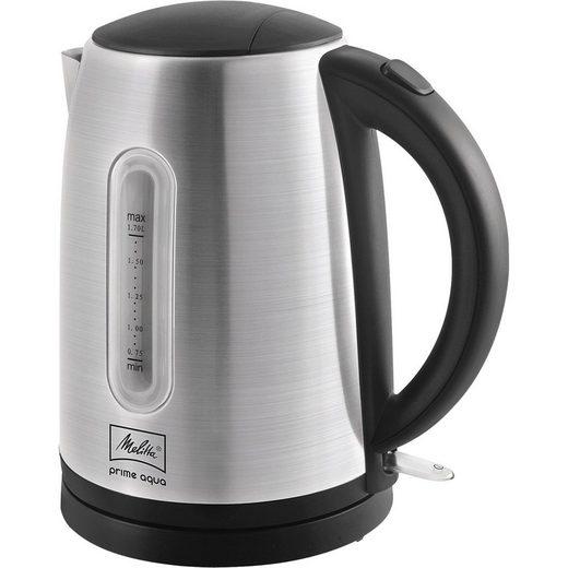 Melitta Wasserkocher 1,7 L mit automatischer Abschaltung
