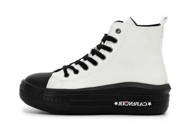 Cafe Noir »Cafe Noir Sneaker DM9251 white« Sneakerboots