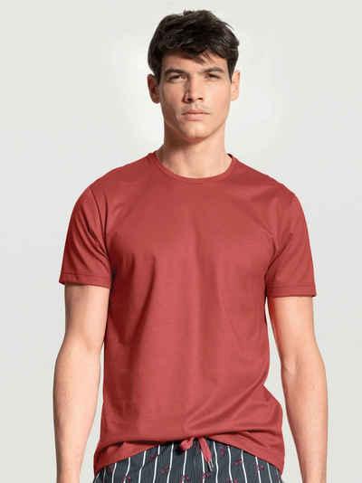 CALIDA Kurzarmshirt »Kurzarm-Shirt, Rundhals« (1-tlg)