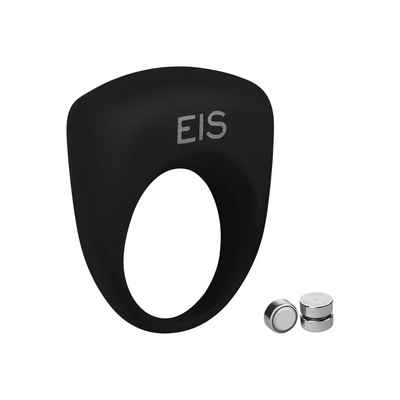 "EIS Penis-Hoden-Ring »Silikon-Penisring ""Good Vibrations"" mit Vibration von EIS - wasserdicht«"