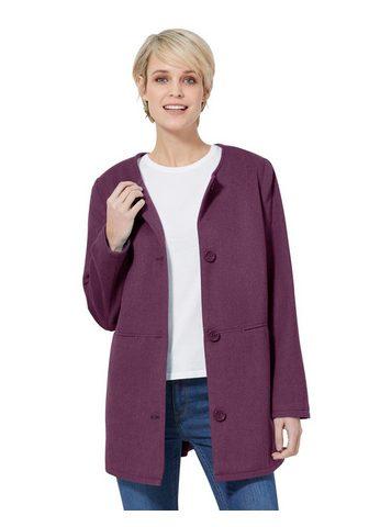 Classic Basics Vilnonis paltas
