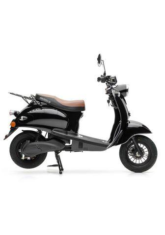 Nova Motors E-Motorroller »eRetro Star schwarz« 45...