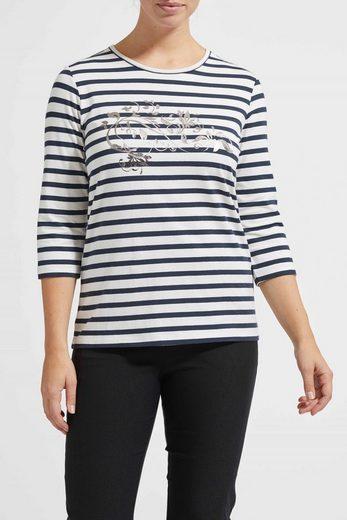 LauRie Langarmshirt »Loren« mit modernem Streifen-Look