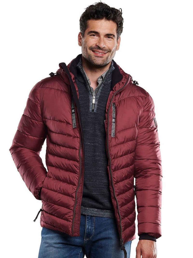 Engbers Kurzjacke »Jacke mit abnehmbarer Kapuze«
