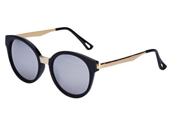 Heine Sonnenbrille in Spiegeloptik