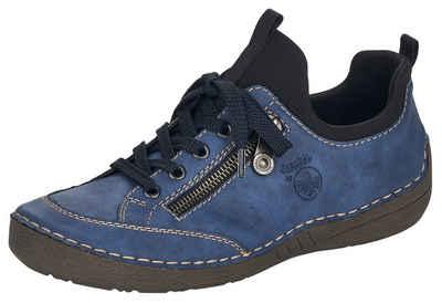 Rieker Slip-On Sneaker mit elastischem Einschlupf