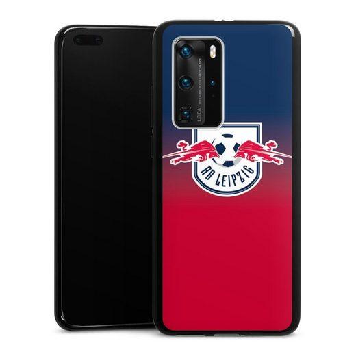 DeinDesign Handyhülle »Verlauf RB Leipzig« Huawei P40 Pro, Hülle Offizielles Lizenzprodukt RB Leipzig Bundesliga