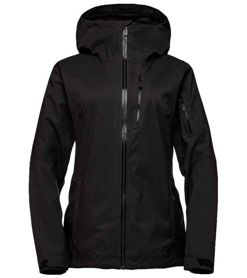 Black Diamond Skijacke »Black Diamond Insulated Body Mapped Winter-Jacke gefütterte Damen Schnee-Jacke Ski-Jacke Schwarz«