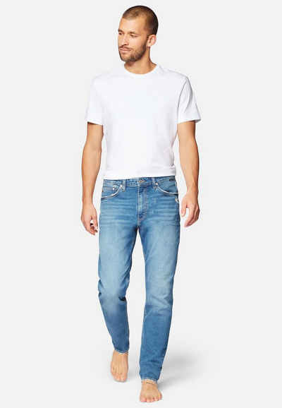 Mavi Tapered-fit-Jeans »LUKA« Schmale Jeans
