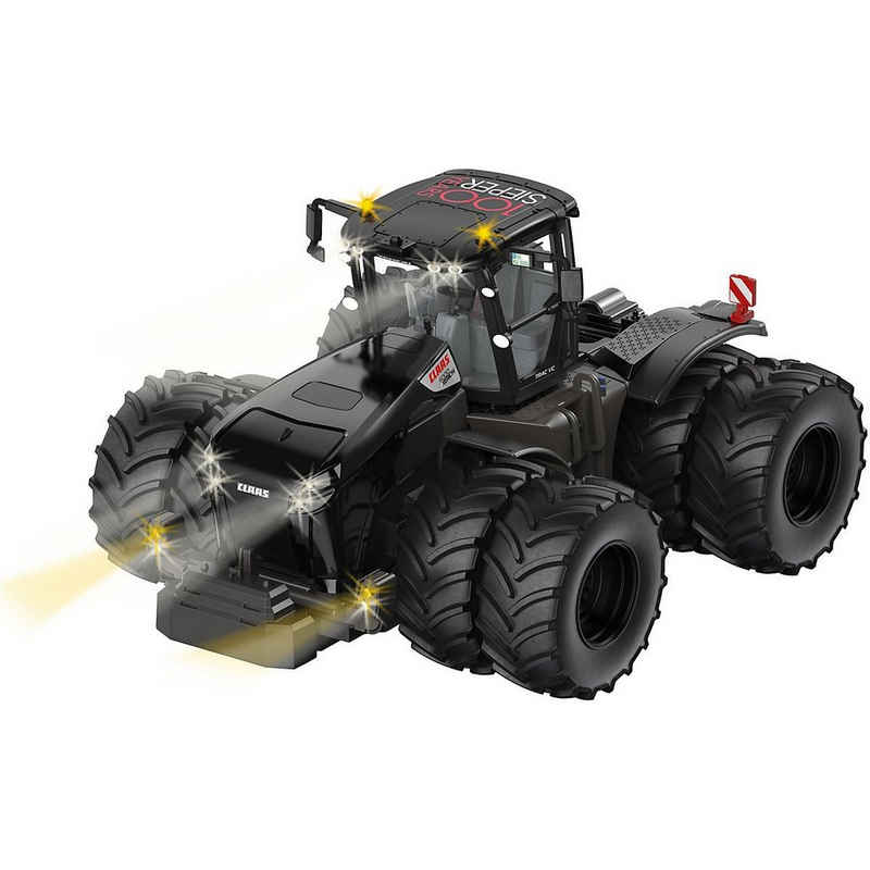 Siku Spielzeug-Auto »Ferngesteuerte Auto Claas Xerion 5000 schwarz mit«
