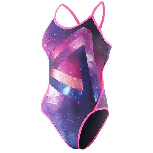 ZAOSU Schwimmanzug »Space Invasion Schwimmanzug Mädchen«