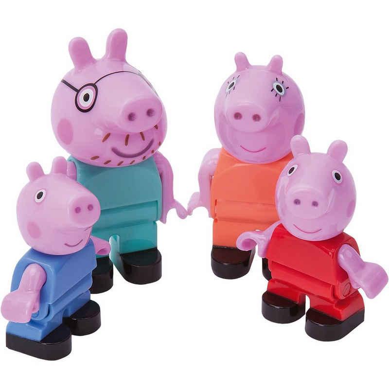 BIG Spielbausteine »PlayBIG Bloxx Peppa Wutz - Peppa Wutz´s Familie«
