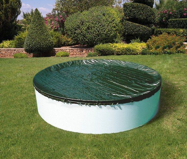 Ganzjahresabdeckplane für Achtform-Pools