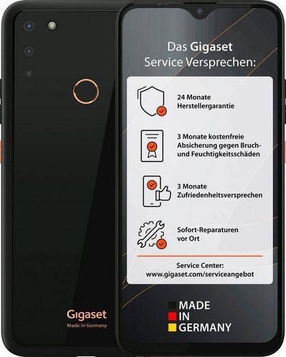 Gigaset GS4 Smartphone (16 cm/6,3 Zoll, 64 GB Speicherplatz, 16 MP Kamera)