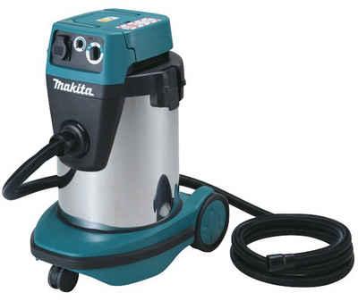 Makita Nass-Trocken-Sauger VC3210LX1, 1050 Watt, für Reinigungsarbeiten oder als Fremdabsaugung bei Maschinen