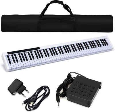COSTWAY Digitalpiano »tragbares elektronisches Musikinstrument«