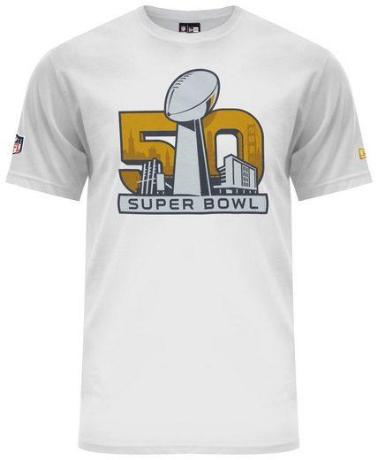 New Era T-Shirt »NFL Superbowl Event«