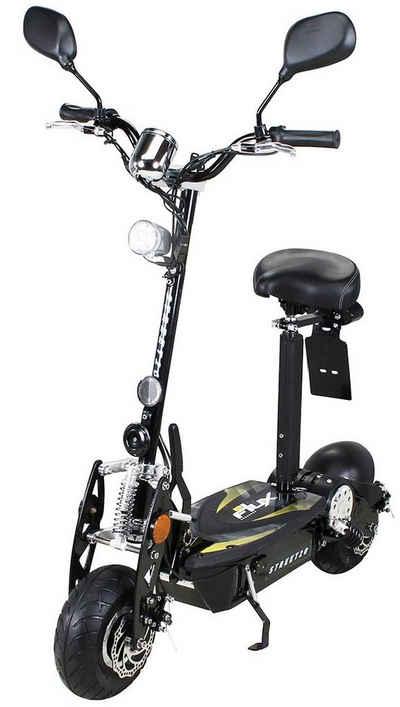 eFlux E-Scooter »Street 20 Elektroroller«, 500 W, 20 km/h, E-Scooter mit Straßenzulassung