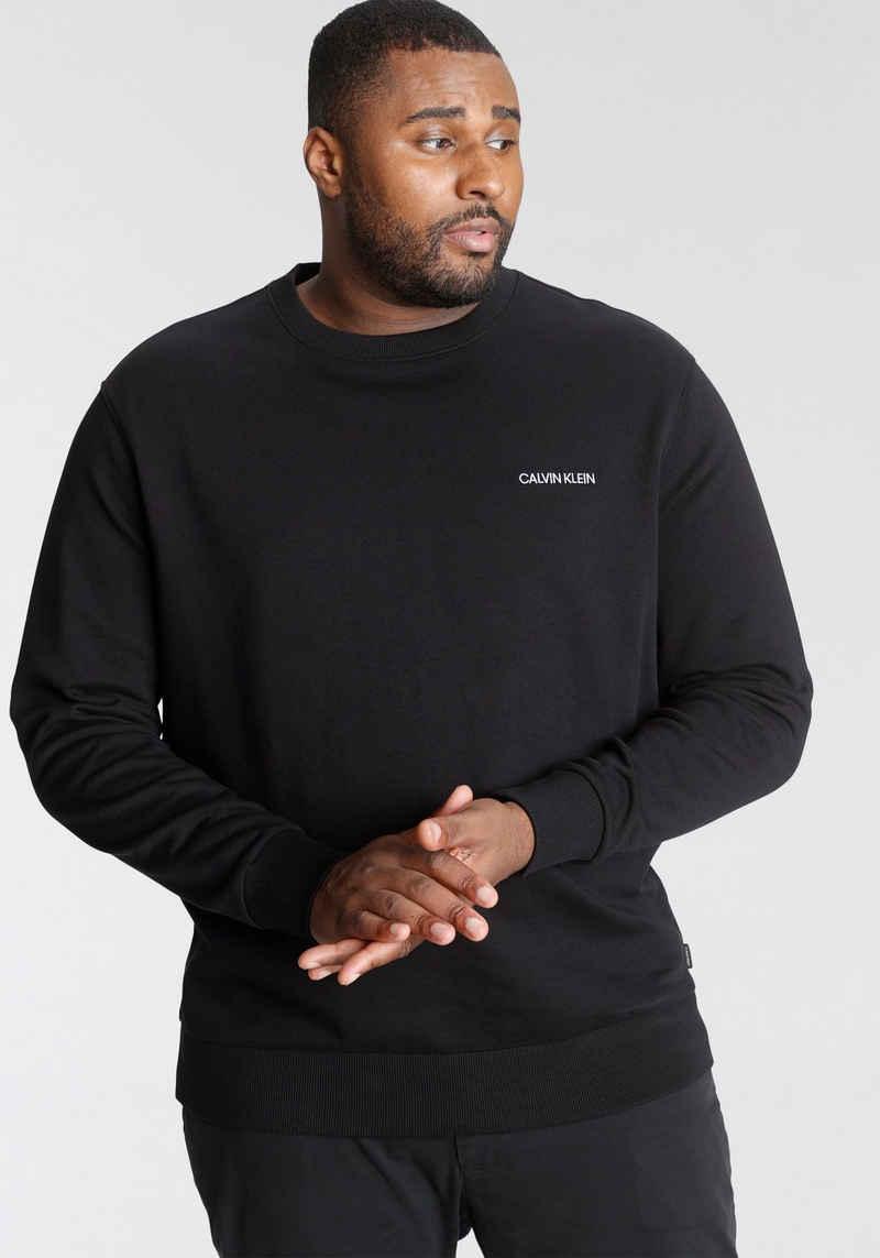 Calvin Klein Big&Tall Sweatshirt »BT-LOGO EMBROIDERY SWEATSHIRT«