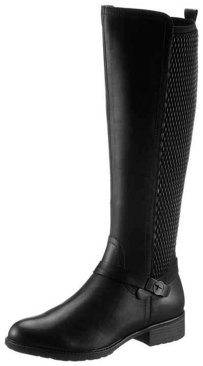 Tamaris »Indah« Stiefel mit Stretcheinsatz am Schaft