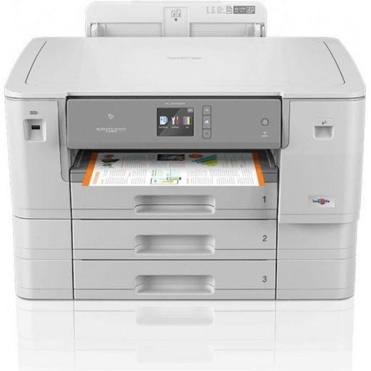 Brother HL-J6100DW - Farb-Tintenstrahldrucker - grau Tintenstrahldrucker