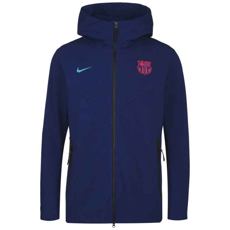 Nike Trainingsjacke »Fc Barcelona Tech Pack«