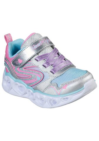Skechers Kids »HEART LIGHTS« Sneaker su blinkender L...