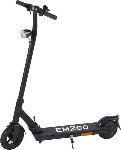 fontastic E-Scooter, 250 W, 20,00 km/h, mit StVZO-Zulassung