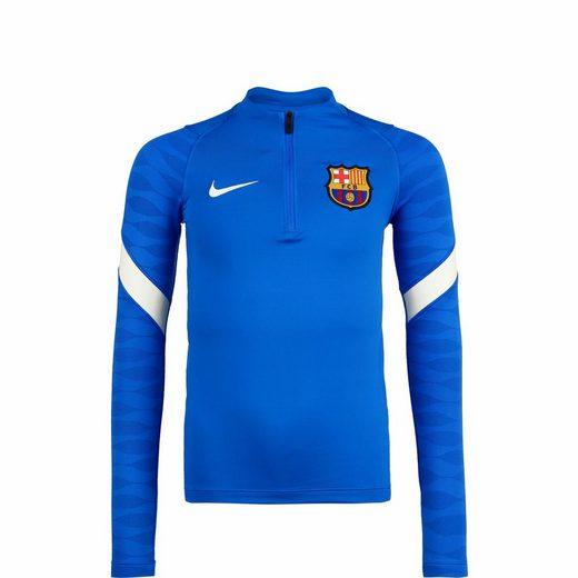 Nike Trainingspullover »Fc Barcelona Strike Drill«