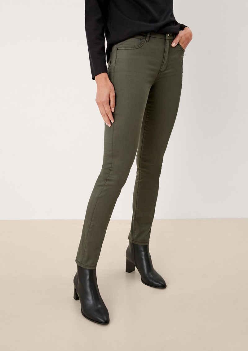 s.Oliver BLACK LABEL 5-Pocket-Jeans »Slim: Schmale Stretchhose«