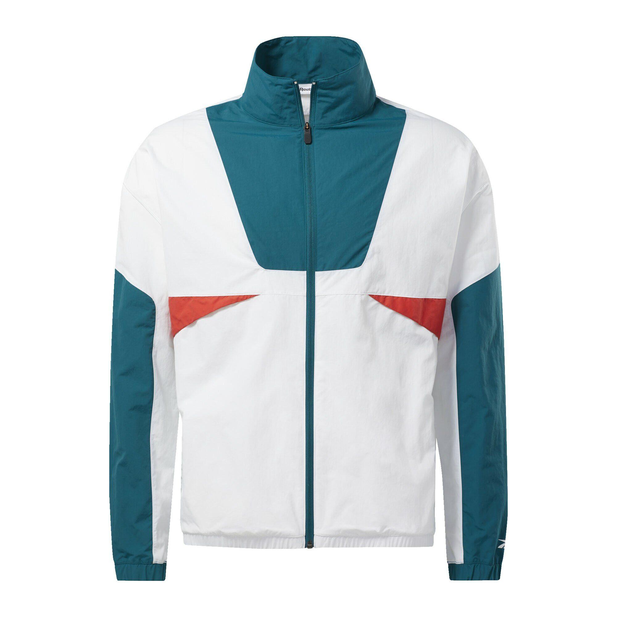 Reebok Windbreaker »TE Linear Logo Jack« kaufen im OTTO