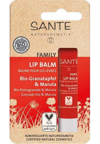 SANTE Lippenpflegemittel »Lip Balm Bio-Grana...