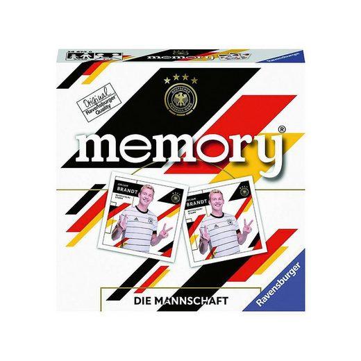 Ravensburger Spiel, »memory® Die Nationalmannschaft 2020«