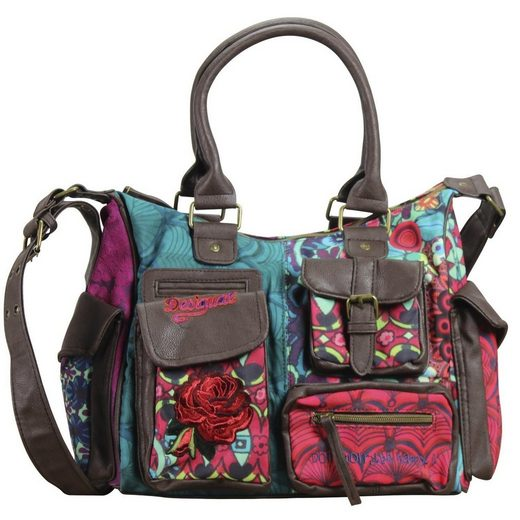 Desigual BOLS London Medium Addition Umhängetasche 33 cm