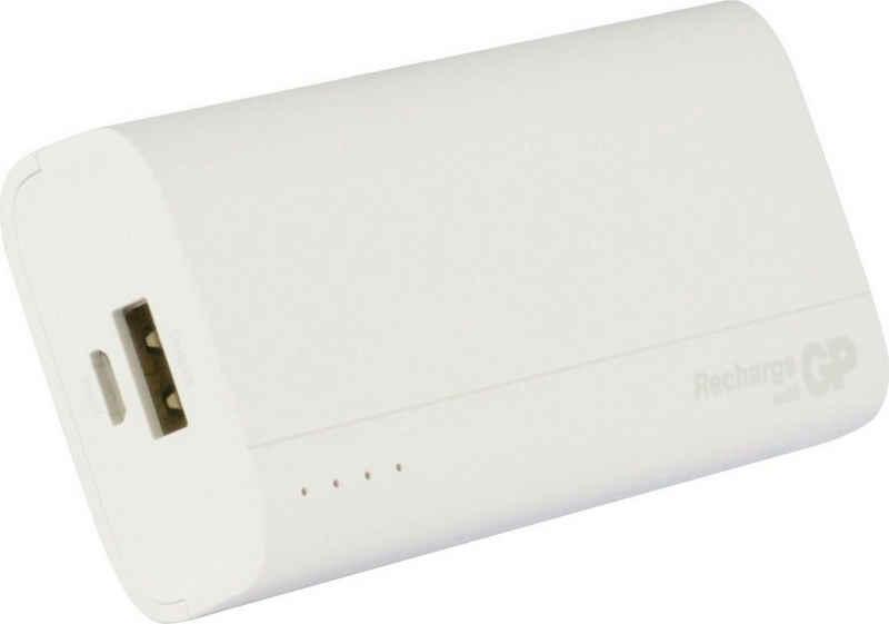 GP Batteries »B05A« Powerbank, Mit Ladestandanzeige, inkl. USB-Ladekabel