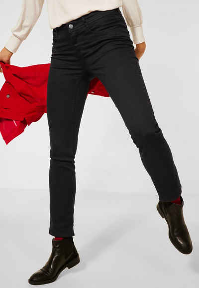 STREET ONE Comfort-fit-Jeans 5-Pockets Style