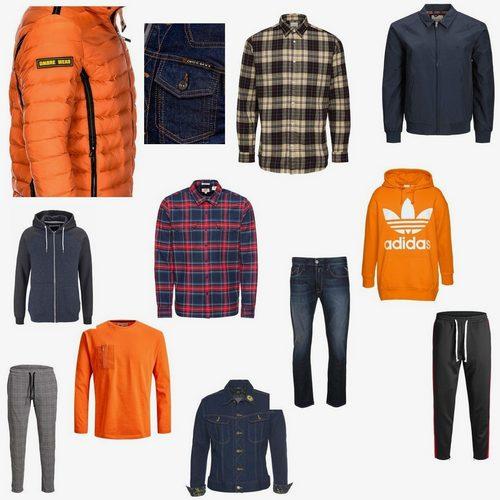 8-starke-modetrends-fuer-maenner-2019-farbe-orange-raw-denim-sportswear-karohemd-5bfbff6ba025840c523b9c19