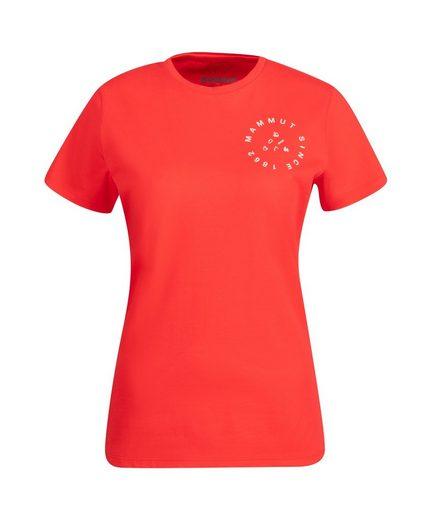 Mammut Funktionsshirt »Seile T-Shirt Women«